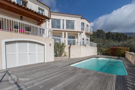 5 bedroom houses for sale in Provence - Alpes - Cote d'Azur. Detached house – Provence — Alpes — Cote d'Azur, France