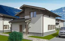 Off-plan property for sale in Central Europe. New three-bedroom chalets with a sauna and car parking for rent, a few minutes from the ski lift, Rauris, Austria