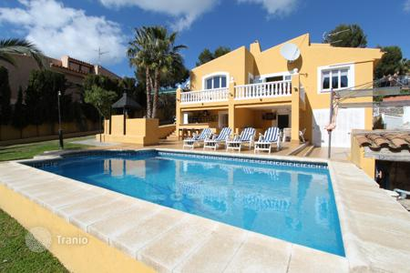 5 bedroom houses for sale in Costa de la Calma. Villa – Costa de la Calma, Balearic Islands, Spain