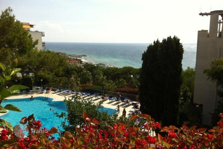 Apartments with pools for sale in Italy. Apartment - Sanremo, Liguria, Italy