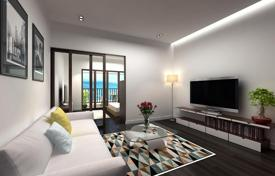 Cheap residential for sale in Southeastern Asia. Apartments in a new cottage complex with a swimming pool, a kindergarten and a private beach in Nha Trang, Vietnam