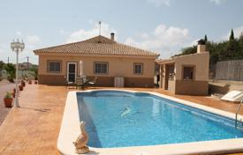 3 bedroom houses for sale in Abanilla. Villa – Abanilla, Murcia, Spain