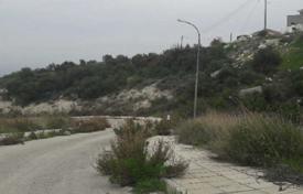 Building plot with a sea view near the center of Agios Tychonas, Limassol, Cyprus for 270,000 €