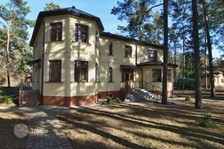 5 bedroom houses by the sea for sale in Latvia. Townhome – Jurmalas pilseta, Latvia