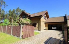 Property for sale in Upesciems. For sale a house with wooden elements