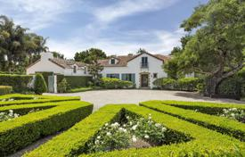 Luxury 6 bedroom houses for sale in North America. Villa – Santa Barbara, California, USA