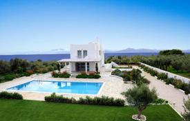 Villa with two swimming pools and a tennis court, Loutraki, Peloponnese, Greece for 2,700,000 €