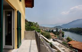 Bank repossessions residential in Lombardy. Villa in residence with wonderful view on the lake and Comancina island