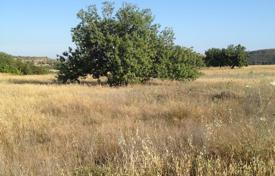 An agricultural land 4348 square meters for sale in Chirokitia for sale with permission to install photovoltaic energy systems! for 95,000 €