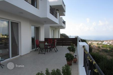 Cheap 2 bedroom apartments for sale in Tala. 2 Bed Ground Floor with Generous outside Space with See view