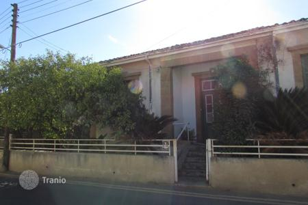 Residential for sale in Strovolos. 3 Bedroom Traditional House in Strovolos (listed)