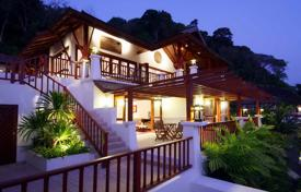 Comfortable villa for a large family with stunning sea views, Patong, Phuket, Thailand for $2,104,000