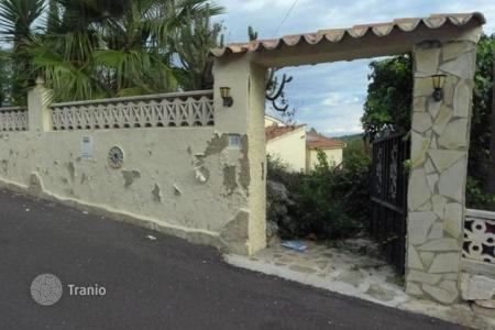 Foreclosed 6 bedroom houses for sale in Southern Europe. Villa – Pedreguer, Valencia, Spain