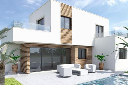 Houses for sale in Murcia. Modern 3 bedroom villa with private pool in Lo Pagán