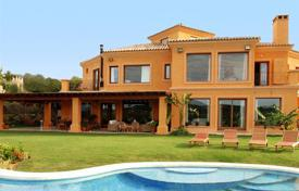 Property for sale in Castille and Leon. Spacious villa with views