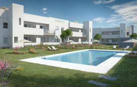 Apartments with pools for sale in Puerto Banús. Apartment with a terrace and a parking in a residential complex with a garden and a swimming pool, Puerto Banus, Spain