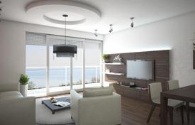 New home from developers for sale in Budva. Apartments in Becici, Montenegro. New residential complex with a concierge, lounges, a children's playroom and a spa, at 400 m from the sea