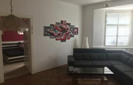 Apartments for sale in Praha 5. Spacious apartment with a balcony, in a historic building with a garden, near the city center, Prague 5, Czech Republic