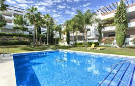 Four-room furnished apartment, New Golden Mile, Estepona, Spain for 239,000 €