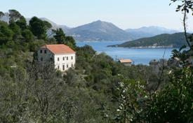 Property for sale in Croatia. Large stone cottage overlooking the sea and islands in Croatia, the island of Sipan
