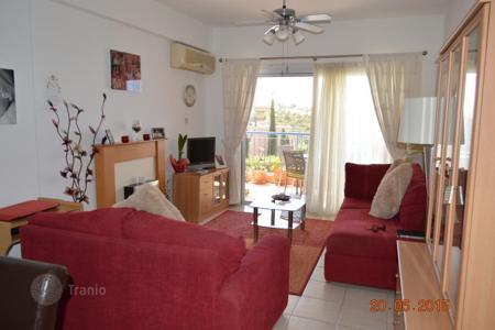 Cheap 1 bedroom apartments for sale in Paphos. 1 Bedroom Apartment with Sea Views, Neat Complex -
