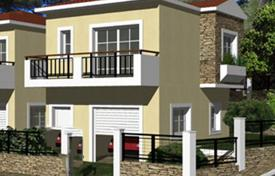 Coastal townhouses for sale in Thasos. Terraced house – Thasos, Administration of Macedonia and Thrace, Greece