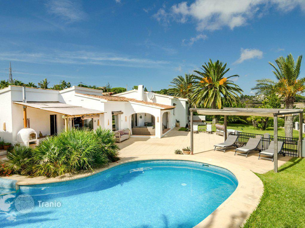 Villas To Let In Calpe Spain