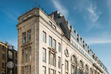 Office buildings for sale in London. Office building in central London