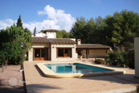 1 bedroom houses for sale in Spain. Villa - Benissa, Valencia, Spain
