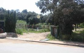 Development land for sale in Costa Brava. Plot of land with a sea view, 5 minutes walk from the beach, Begur, Spain