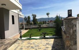 5 bedroom houses by the sea for sale in Western Asia. Super new and spacious villa with a modern design for sale in Calis, Fethiye