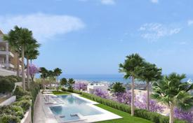 Apartments with pools for sale in Benalmadena. SEA VIEW APARTMENTS COMPLEX BENALMÁDENA