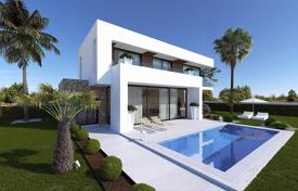 Luxury villas with panoramic views in Finestrat, Benidorm for 660,000 €