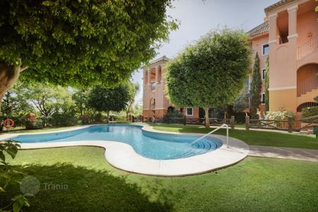 Residential for sale in Benahavis. Ground Floor Apartment for sale in Monte Halcones, Benahavis