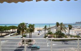 Apartments for sale in Altea. Two-bedroom apartment on the first line from the sea in Altea, Alicante, Spain