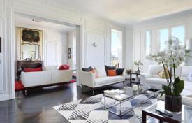 Luxury apartments for sale in 16th arrondissement of Paris. Luxury apartment with two terraces in a comfortable residence, District XVI, Paris, France