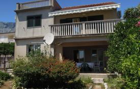 Houses for sale in Orebic. Seaview cottage with a large garden, a parking space and a terrace, Orebic, Pelješac, Croatia. High rental potential!