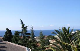 Luxury penthouses for sale in Liguria. Penthouse with stunning sea view