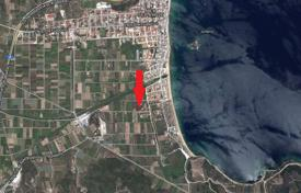 Development land for sale in Nea Peramos, Kavala. Development land – Nea Peramos, Kavala, Administration of Macedonia and Thrace, Greece