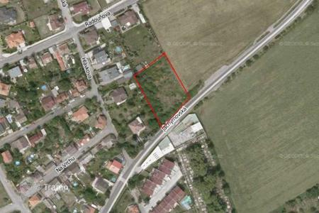 Land for sale in Prague. Development land - Praha 5, Prague, Czech Republic