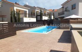 Townhouses for sale in Pyrgos. Three Bedroom Semi-Detached House