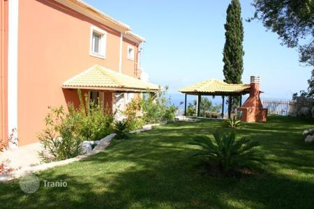 Coastal residential for rent in Greece. Villa – Kassiopi, Administration of the Peloponnese, Western Greece and the Ionian Islands, Greece