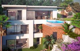 Luxury houses with pools for sale in Marseille. Luxury contemporary villa with views, 5 mins walk to the beach
