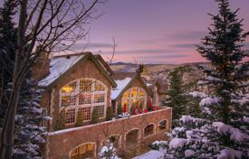 6 bedroom houses for sale in North America. European style Villa located in Beaver Creek Ski Resort