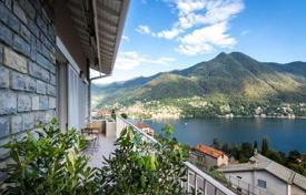 Bank repossessions residential in Lombardy. Recently renovated villa situated in Moltrasio with excellent finishes and panoramic lake views