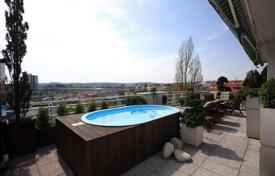 Luxury residential for sale in the Czech Republic. Extraordinary spacious penthouse
