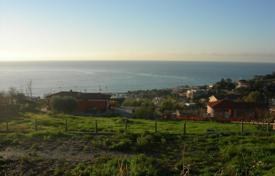 New homes for sale in Sanremo. Landplot for the construction of several villas