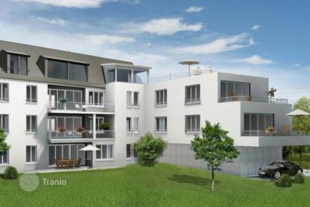 New homes for sale in Black Forest (Schwarzwald). New three-room apartment in the popular area of Baden-Baden