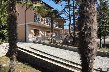 Property for sale in Rijeka. House with panoramic view of Kvarner bay