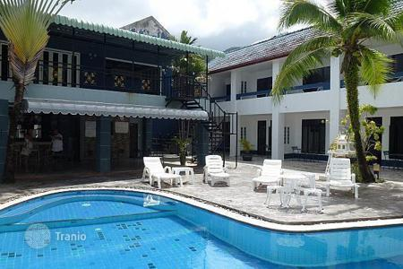 Hotels for sale overseas. Currently working hotel with 20 rooms on the island of Phuket, in the prestigious area of Patong